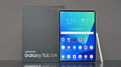 Samsung Tab 4 Saat Ini terbongkar inikah spesifikasi samsung galaxy tab s4 oketekno