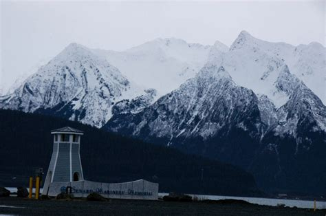 Alaska Stripe seward alaska s resort town news stripes