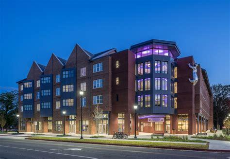 uca housing uca donaghey mixed use corridor polk stanley wilcox architects