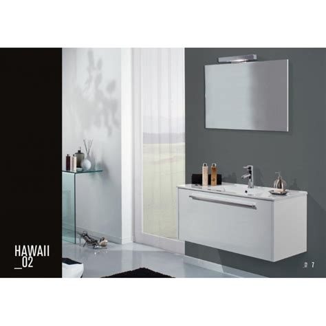 mobile bagno 100 cm mobile da bagno hawai 100 cm