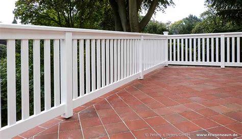handlauf holz balkongeländer terrassen sichtschutz hartholz 25 jahre garantie