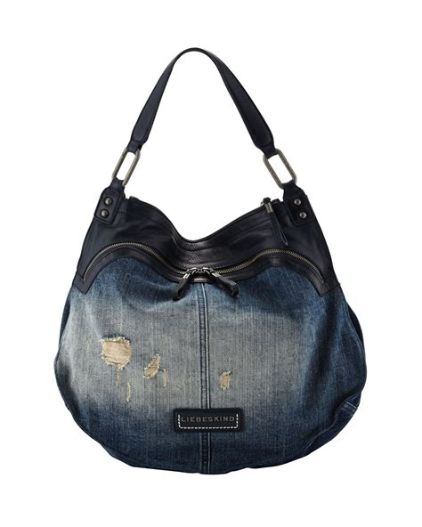 Bag Denim liebeskind denim bag liebeskind berlin s broadwayf8