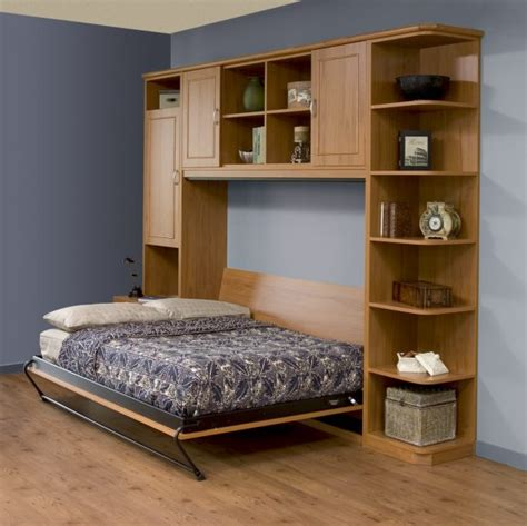 queen size murphy bed furniture modern twin size wood horizontal murphy bed