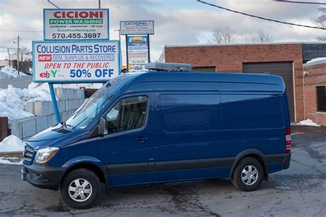 cargo van roof air conditioner mercedes benz sprinter rear cargo hvac for heating cooling