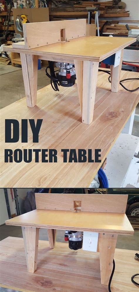 Build Your Own Router Table by 17 Best Ideas About Router Woodworking On
