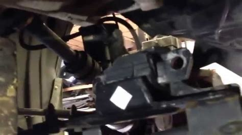 what is a rear motor mount 2007 nissan quest rear motor mount replacing