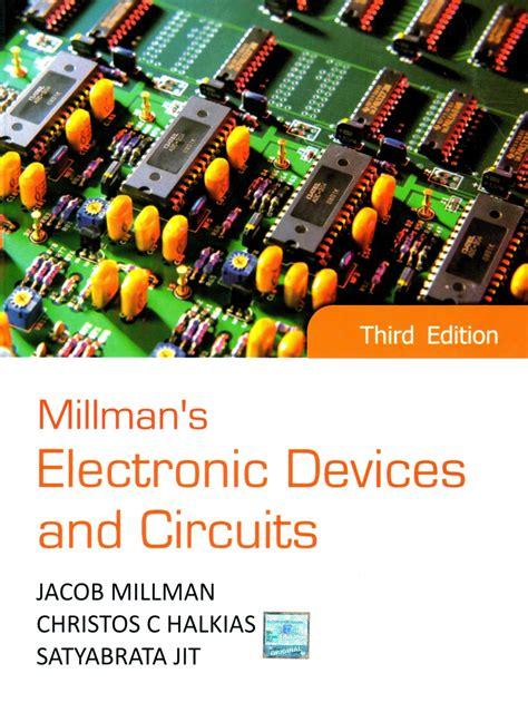 integrated circuits by millman and halkias integrated circuits by millman and halkias 28 images integrated circuits millman halkias