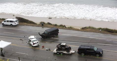 Pch Malibu Accident - caitlyn jenner hit with second lawsuit from fatal car crash ny daily news