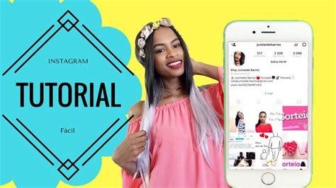 tutorial instagram bio tutorial como colocar a bio do instagram em movimento no