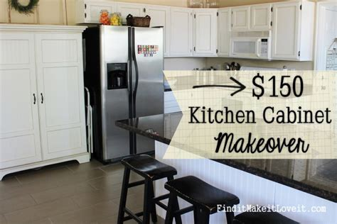 kitchen cabinet diy 150 kitchen cabinet makeover find it make it love it
