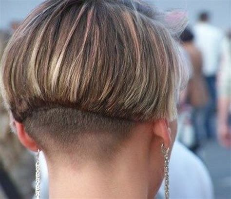 bowl haircuts shaved nape best 25 shaved nape ideas on pinterest undercut