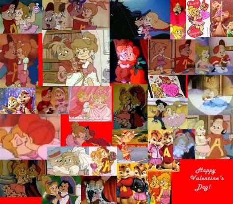 alvin and the chipmunks the valentines collection chipettes search chipmunks and