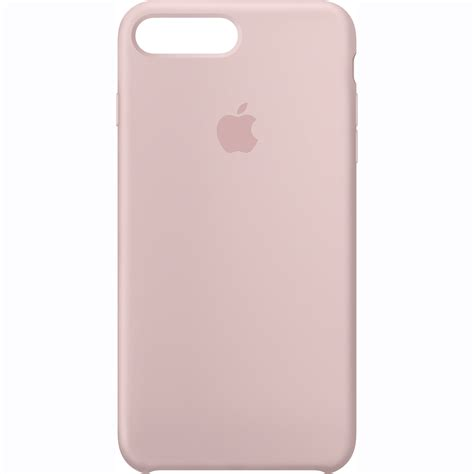 Iphone 7 Plus Pink apple iphone 7 plus silicone pink sand mmt02zm a b h