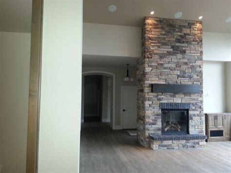 New Construction Fireplace by Pin By Brown Bros Masonry On Bbm Our Projects
