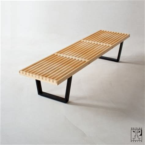 vitra nelson bench bench by george nelson for vitra 8813