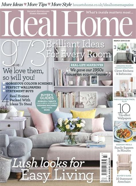 ideal home magazine march 2014 pdf magazine
