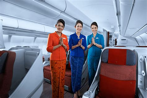 Garuda Indonesia Cabin Crew garuda indonesia cabin crew on behance