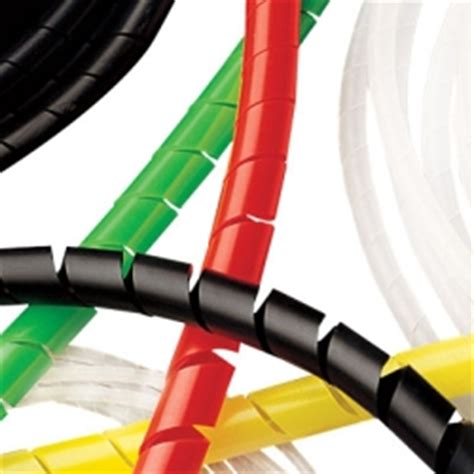 Cable Wrapper Packaging Pvc Plastic Wrap how to use spiral wire wrap to beautify your wiring ebikeschool