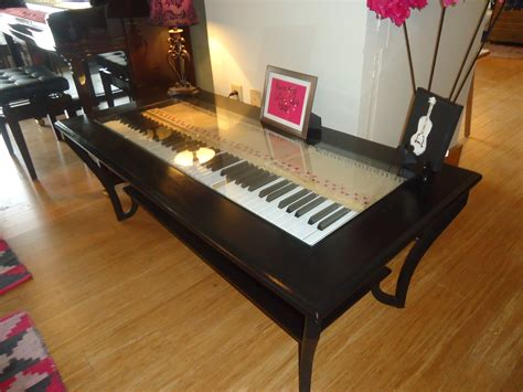 Piano Coffee Table Piano Coffee Table Piano Coffee Table Crafted From Real Knabe Piano Components Home Crux
