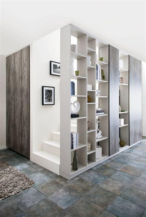 libreria parete divisoria libreria parete divisoria libreria componibile a parete