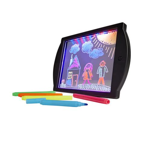 light board for drawing light up drawing board kmart