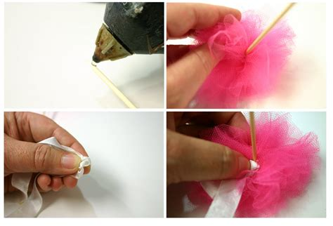 organza bow tutorial tulle pom pom bow tutorial driverlayer search engine