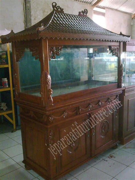 Lemari Aquarium aquarium ukir jati jepara jati furniture