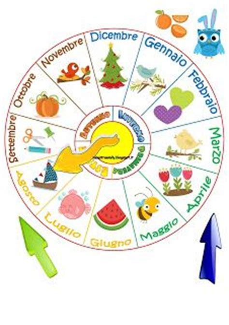 alimentazione bambini 20 mesi maestraemily la ruota dei mesi idee per la classe