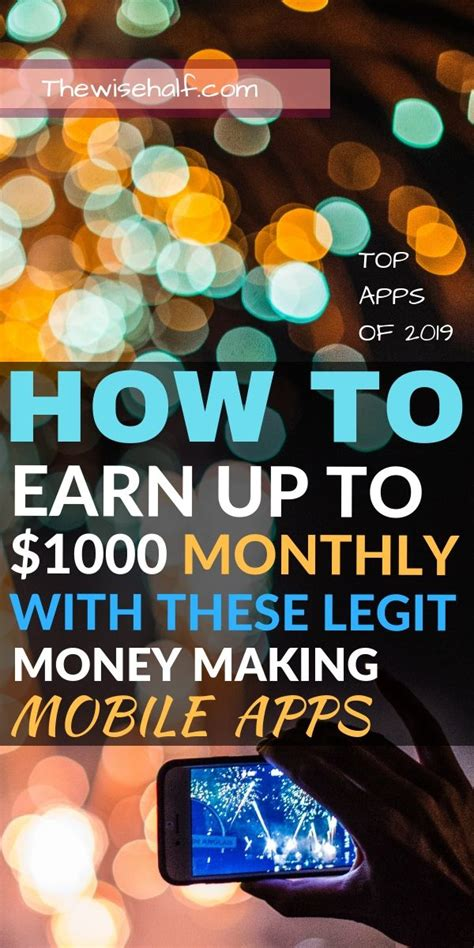 money making apps    paid