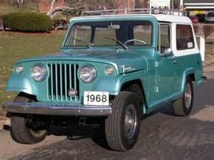purchase used 1968 jeepster commando 3spd v 6 daily