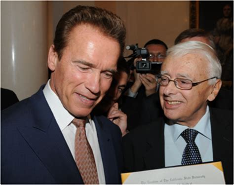 Csula Mba Cost by Csueb And Schwarzenegger Meet In Moscow Inside Csueb