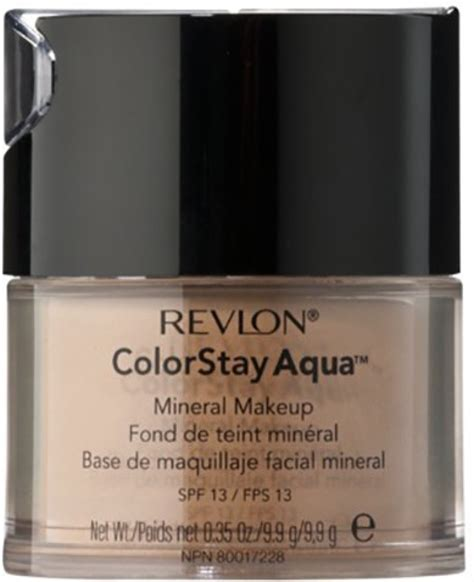 Bedak Revlon Colorstay Aqua Revlon Colorstay Aqua Mineral Finishing Powder