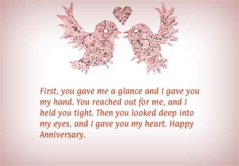 1st wedding anniversary wishes for and in quotes anniversary quotes for husband