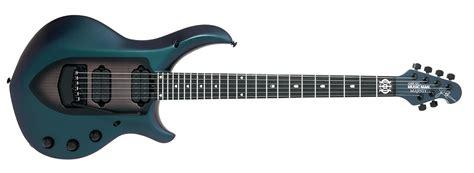 design dream guitar majesty guitars ernie ball music man