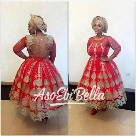 asoebi bella short gowns bellanaija weddings presents asoebibella vol 155 the
