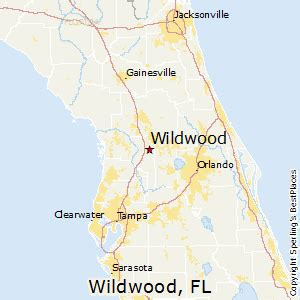 best places to live in wildwood florida