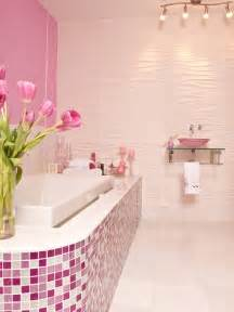 pink bathroom back post ideas for kida