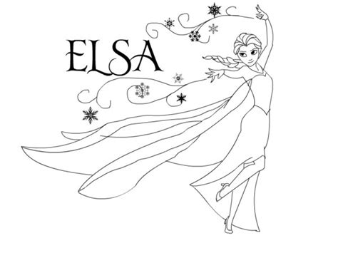 frozen coloring pages baby elsa elsa coloring clipart clipart suggest