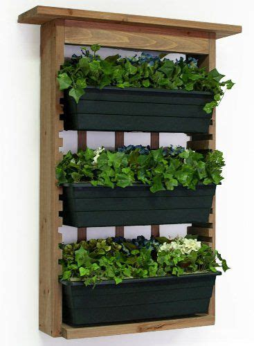 Outside Wall Planters by 15 Must See Outdoor Wall Planters Pins Patio Wall House