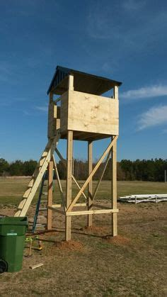 lookout tower plans lookout towers engineered plans for 1 story lookout