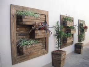Vertical Garden Planter How To Diy Vertical Wall Garden Planter Www Fabartdiy