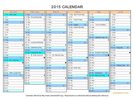 Free Downloadable 2015 Calendar Template by 2017 Calendar 16 Free Printable Excel Templates