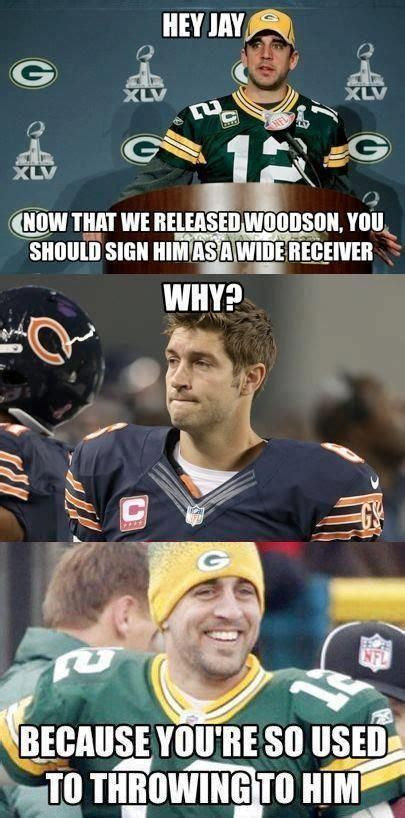 Funny Chicago Bears Memes - green bay packers nfl memes sports memes funny memes
