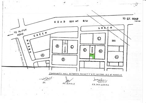 layout plan dda dda