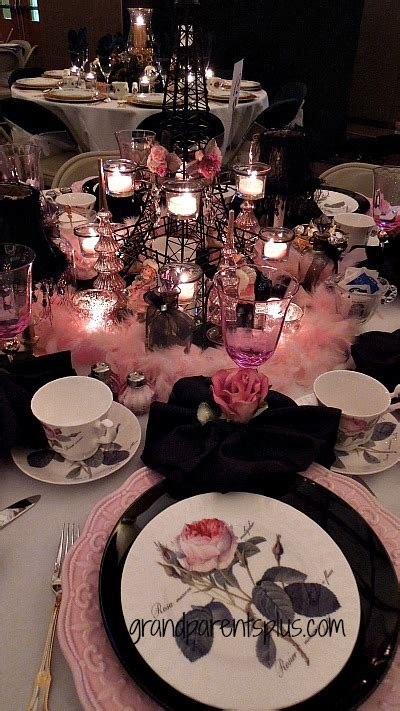 black blue and silver table settings awesome christmas table settings part 1