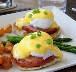 Classic Eggs Benedict Two Ways Beginner And Expert by The Sous Vide Eggs Benedict Sousvide Supreme