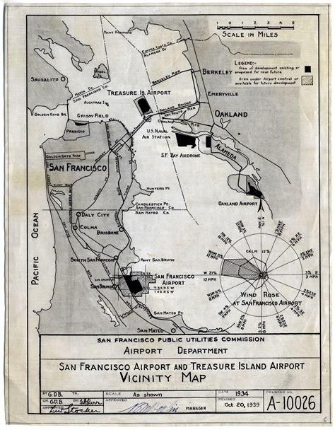 san francisco library map architectural drawing san francisco airport and treasure