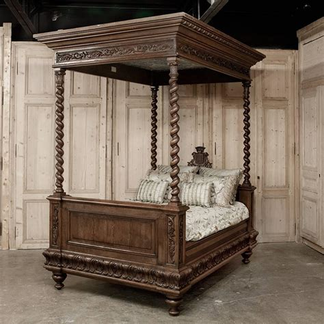 renaissance bedroom furniture 19th c french antique renaissance revival four piece