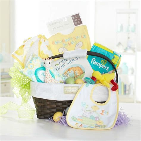 ideas for babies 5 easter basket ideas for baby family focus