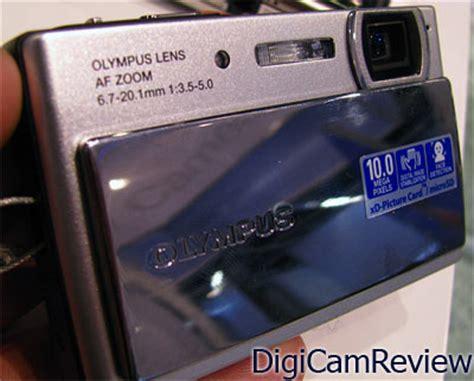 Kamera Olympus Mju 1040 digicamreview olympus mju stylus 1040 1050sw at photokina